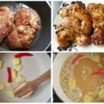 Thịt gà kho măng – Món ngon đậm đà bữa cơm tối